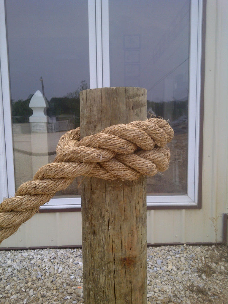 Nautical Rope Fence Pictures